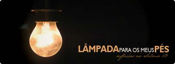 130100 REFLEXAO - Lampada para os meus pes 590