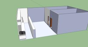 Projeto Cozinha/Salas