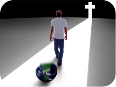 seguindo a cruz